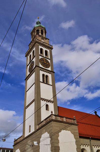 Augsburg, Perlach