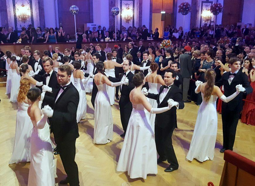 najvychýrenejšie plesové adresy vo Viedni
