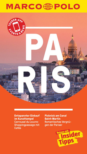 Marco Polo Right Guide for Paris
