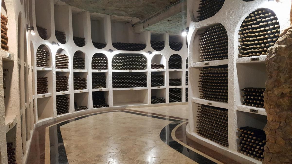 Moldova Cricova Wine Cellars The Lost Gagarin Travel